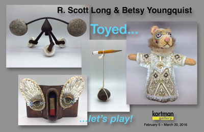 TOYED opens this Friday, February 5th, in downtown Rockford, IL.